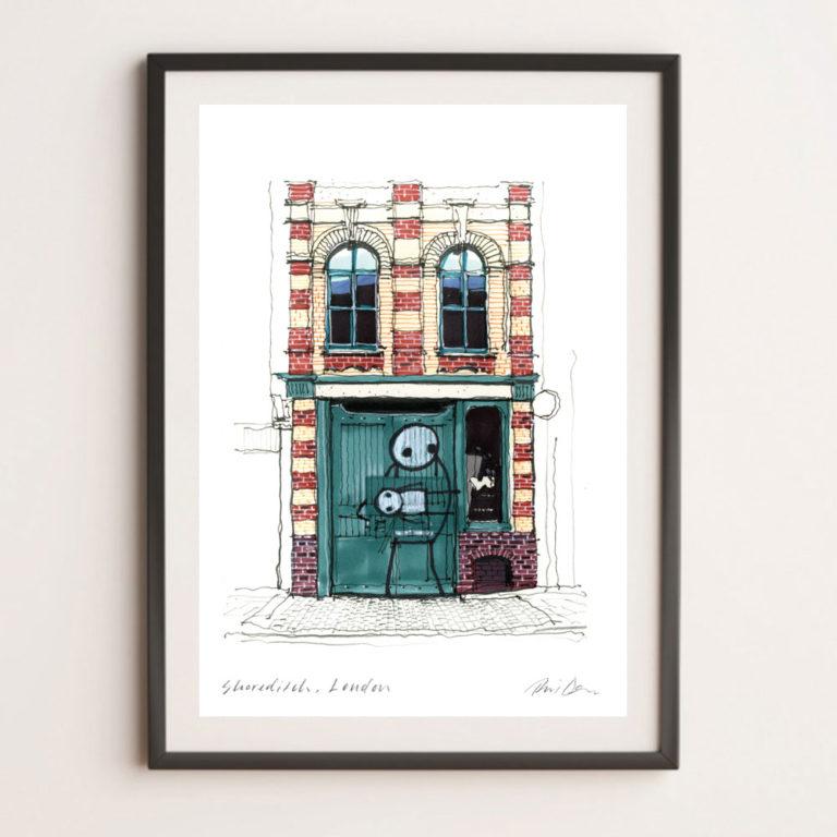 Shoreditch, London £29.95
