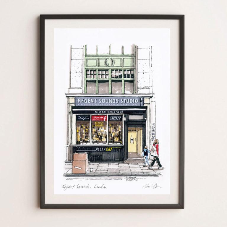 Regent Sounds, London £29.95