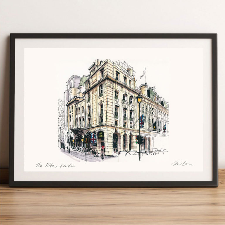 The Ritz, London £29.95